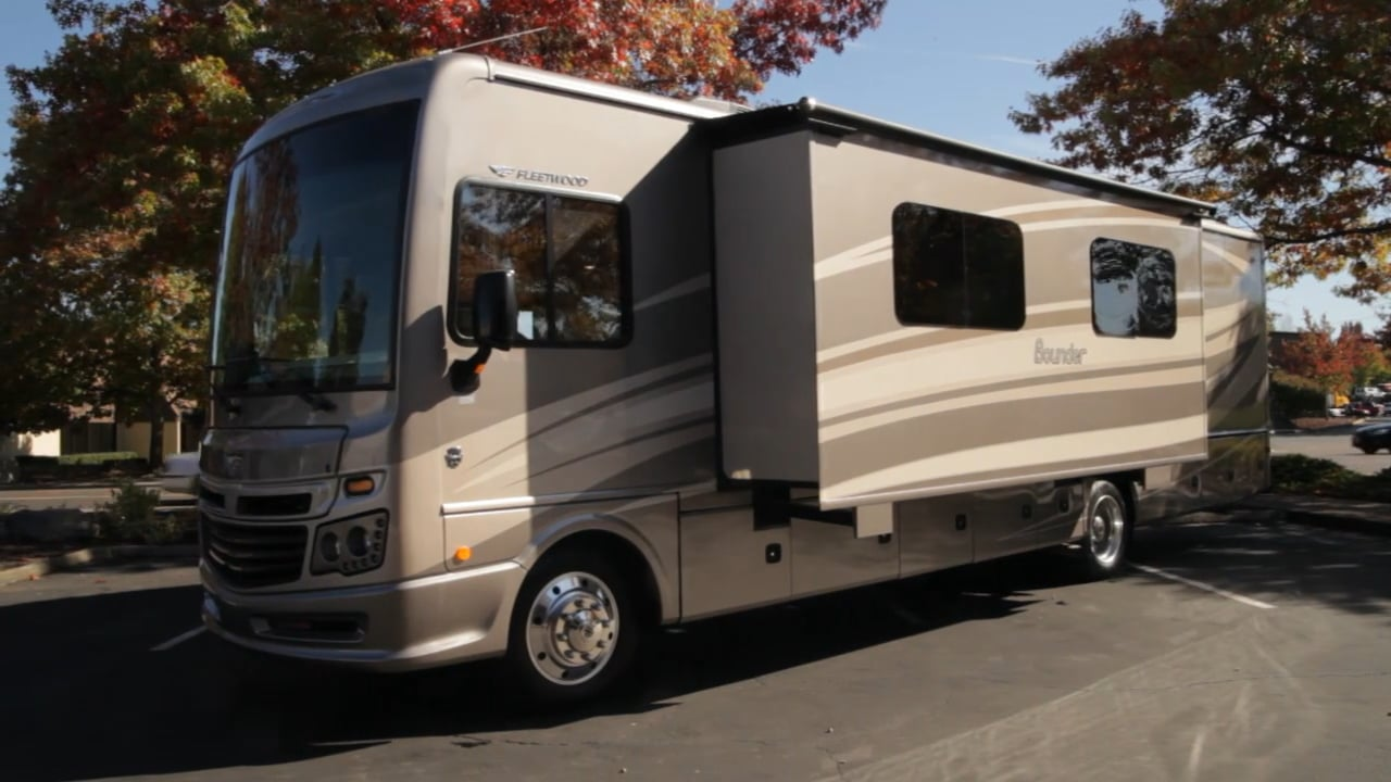 Get The Best RV Today!